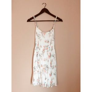 Garage Floral Summer Dress 🌸